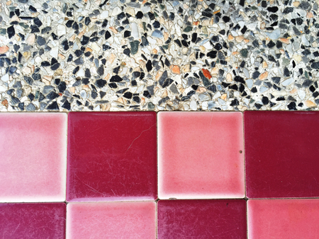 checkerboard: Checkerboard Concrete texture  Stock Photo