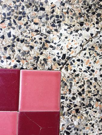 checkerboard: Checkerboard Concrete texture background Stock Photo
