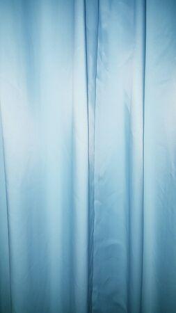 drape: Blue drape texture background