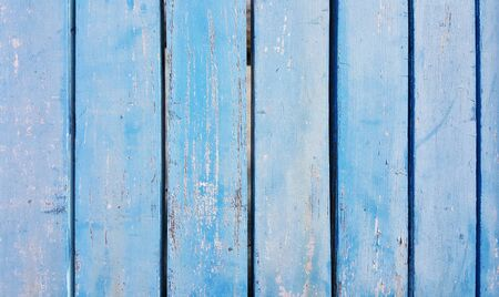 wood texture background: Blue wood texture background Stock Photo