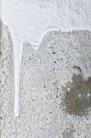 sloppy: White sloppy background