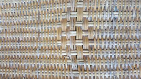 weave: grunge bamboo weave texture