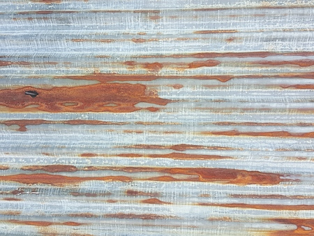 unsanitary: Grunge and rusty on the old zinc background Stock Photo