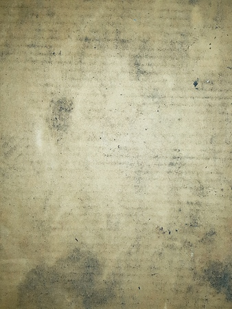 corrugate: Grunge and dirty stain on corrugate paper texture Stock Photo