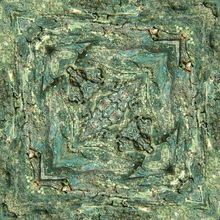 lichen: Grunge and lichen tree texture