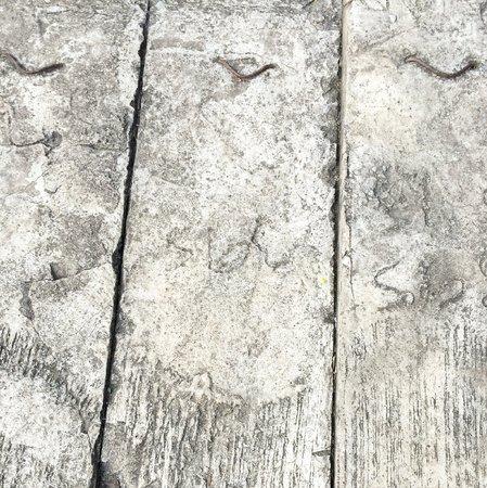 parting: crack concrete texture