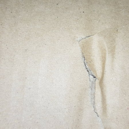 severely: spot corrugated paper texture