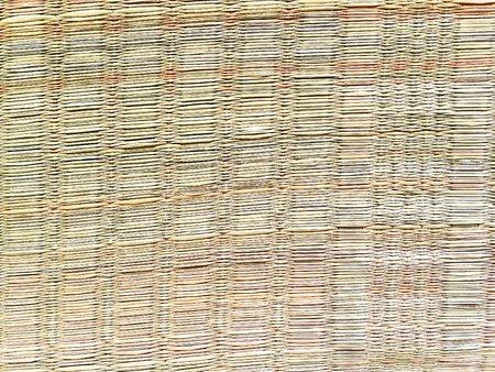 yellow: Yellow mat texture