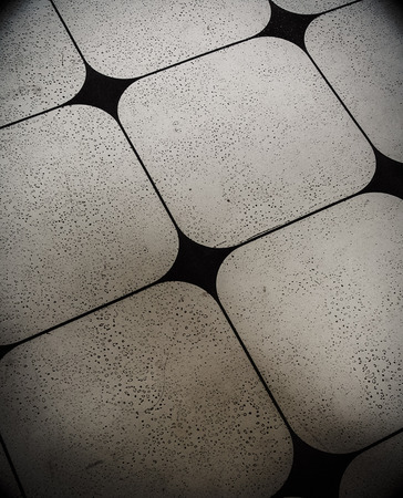 Black Diamond Shape Tile Floor Texture Stock Photo Picture And - Diamond shaped tile flooring