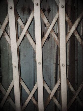 steel door: black steel door texture
