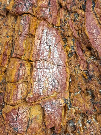 parting: rough crack stone texture background