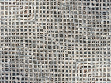 unsanitary: grunge small bamboo weave texture background