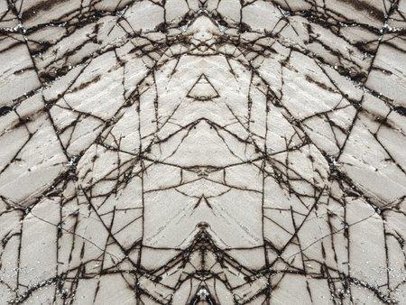 parting: scratch crack stone texture