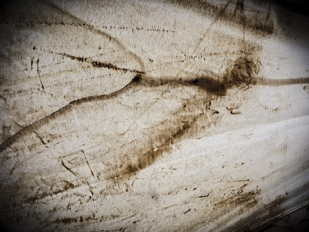 parting: crack stone texture background Stock Photo