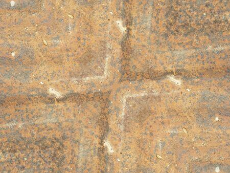 rusty background: rusty steel texture background