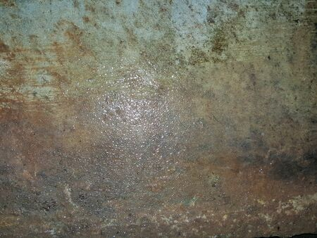 corrosion: grunge rusty corrosion stain steel texture background