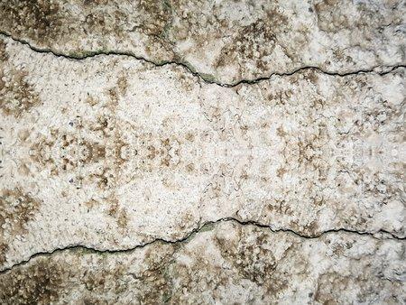 parting: crack concrete texture background