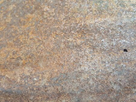 grunge rusty corrosion stain steel texture background