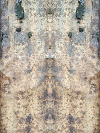 grubby: grunge rusty corrosion stain steel texture background