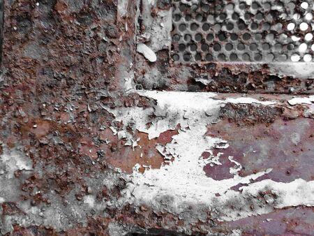 rusty background: Rusty steel background