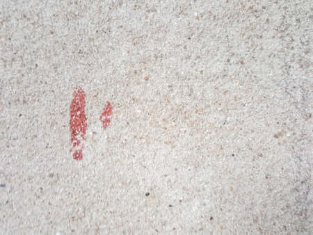 unsanitary: dirty color spot on concrete texture background