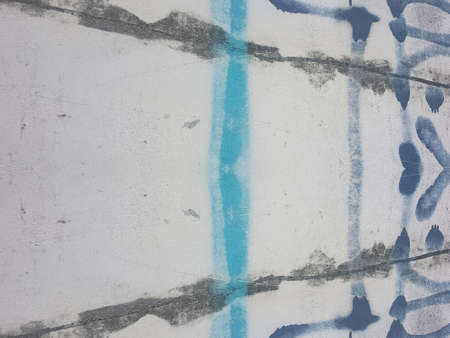 color stain: dirty color stain on concrete wall texture background