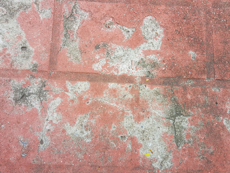 grunge dirty crack concrete wall texture Stock Photo