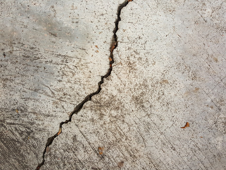 parting: crack concrete floor texture background