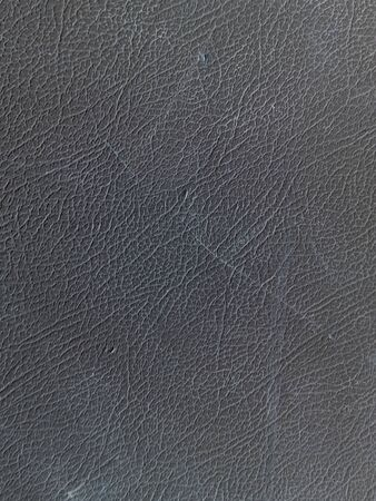 leather texture: black leather texture background Stock Photo