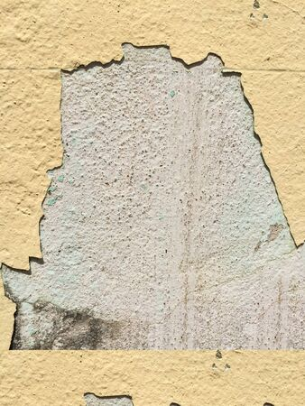 crack: crack concrete wall