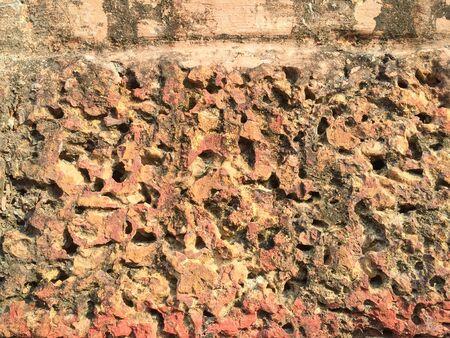 rough: rough rock wall texture
