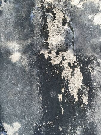stain: grunge stain concrete wall texture Stock Photo