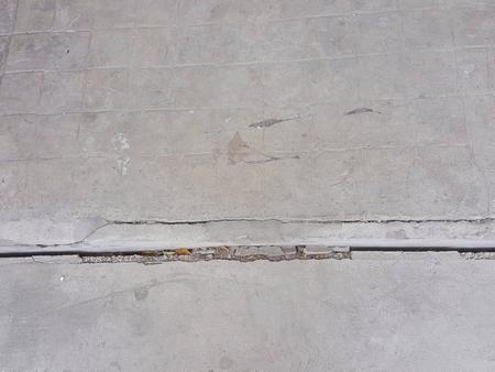 crack concrete floor texture Stock Photo - 75704543
