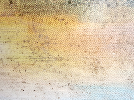 grunge dirty stain on plastic texture Stock Photo