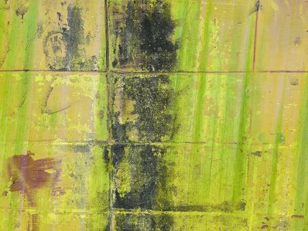 grunge green concrete wall texture Stock Photo - 76273045