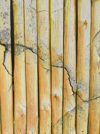 crack bamboo wood texture Stock Photo - 76273035