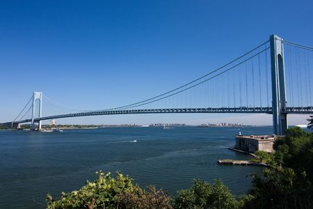 Verrazano-Narrows Bridge, New York