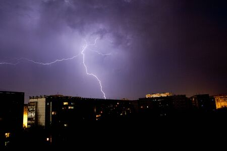 Thunderstorm Stock Photo - 14046597