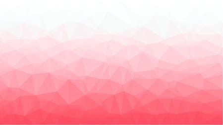 三角形ポリゴンで幾何学的な背景は。抽象的なデザイン。ベクトルの図。  イラスト・ベクター素材
