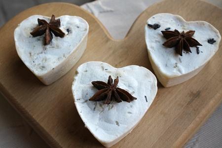 hearts of soap  photo