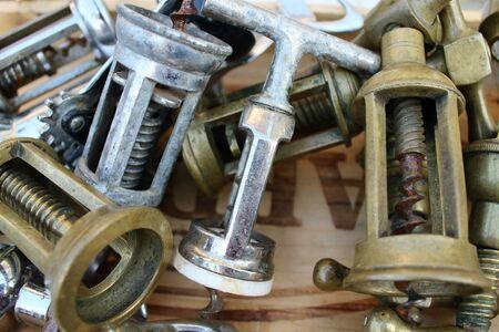 old corkscrew photo
