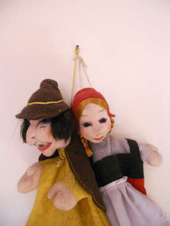 Puppet cloth  photo