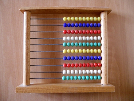 abacus for school  photo