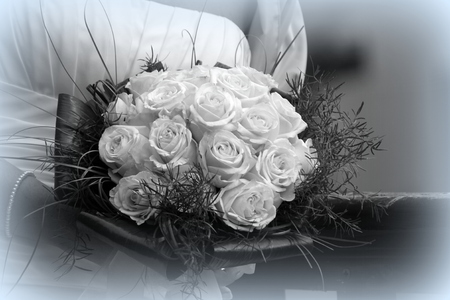 brides bouquet photo