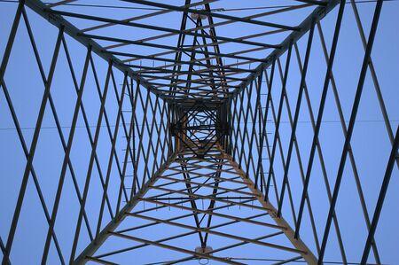 pylon background Imagens - 26259119