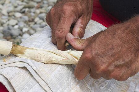 schnitzer: Handwerker Schnitzer