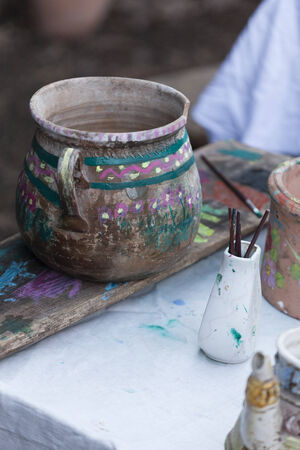 alfarero: arte del alfarero
