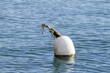 buoy: buoy on the lake Stock Photo