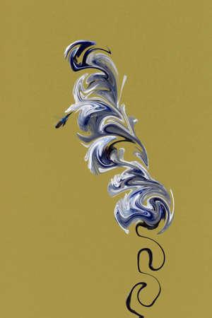decoratio: abstract background Stock Photo