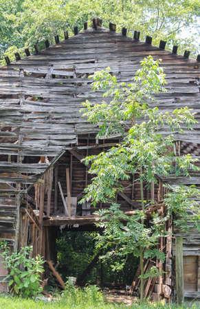 old barn: old barn abandoned